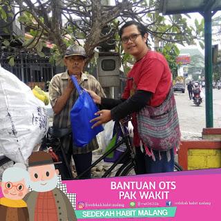 Pak Wakit : Bantuan Ots