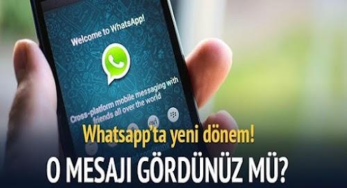 WhatsApp Dünyayı Salladı