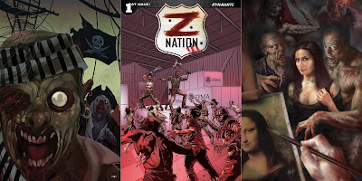 Z Nation: Black Summer #01