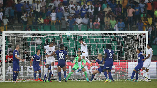 Hero ISL 2016 Results: 26th November 2016