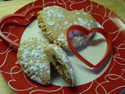 Raisin Heart Pockets