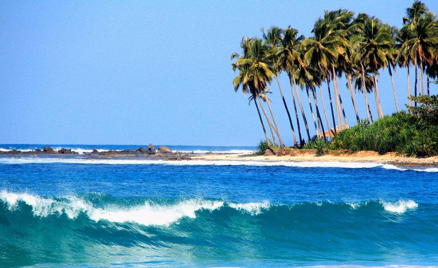 wisata pantai sawarna: Profil Pantai Sawarna