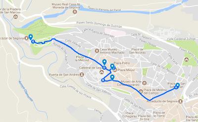 Visita Guiada por Segovia - Ruta Patrimonio de la Humanidad