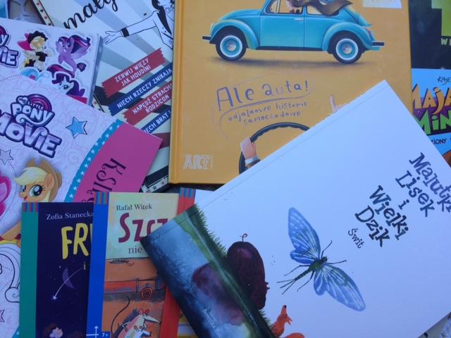 Książki dla dzieci Wydawnictwa Egmont