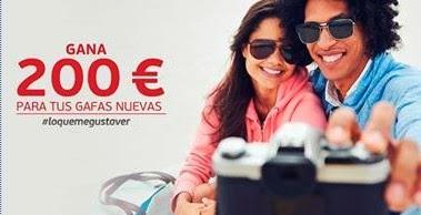 bfeeeb6879 Gana 200€ en General Óptica para tus gafas nuevas