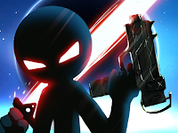 Stickman Ghost 2: Galaxy Wars Mod Apk 5.3 Terbaru (All Currency)
