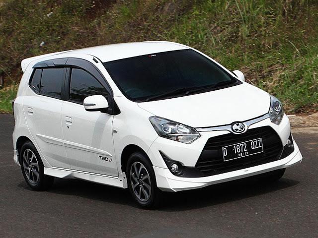 Alasan Memilih Mobil Murah Toyota New Agya yang Wajib Anda Ketahui