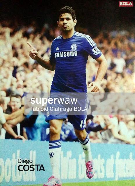 Diego Costa Chelsea 2014