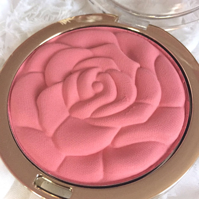 Milani Rose Powder Blush In 08 Tea Rose