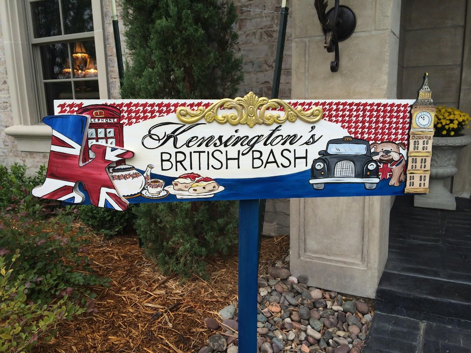 , Kensington's British Bash!