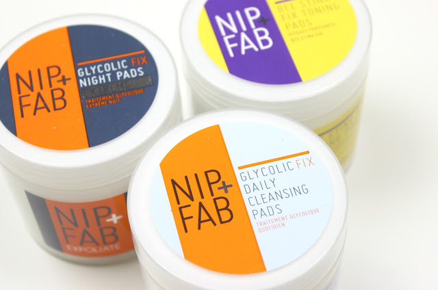 Nip + Fab Treatment Pads Review