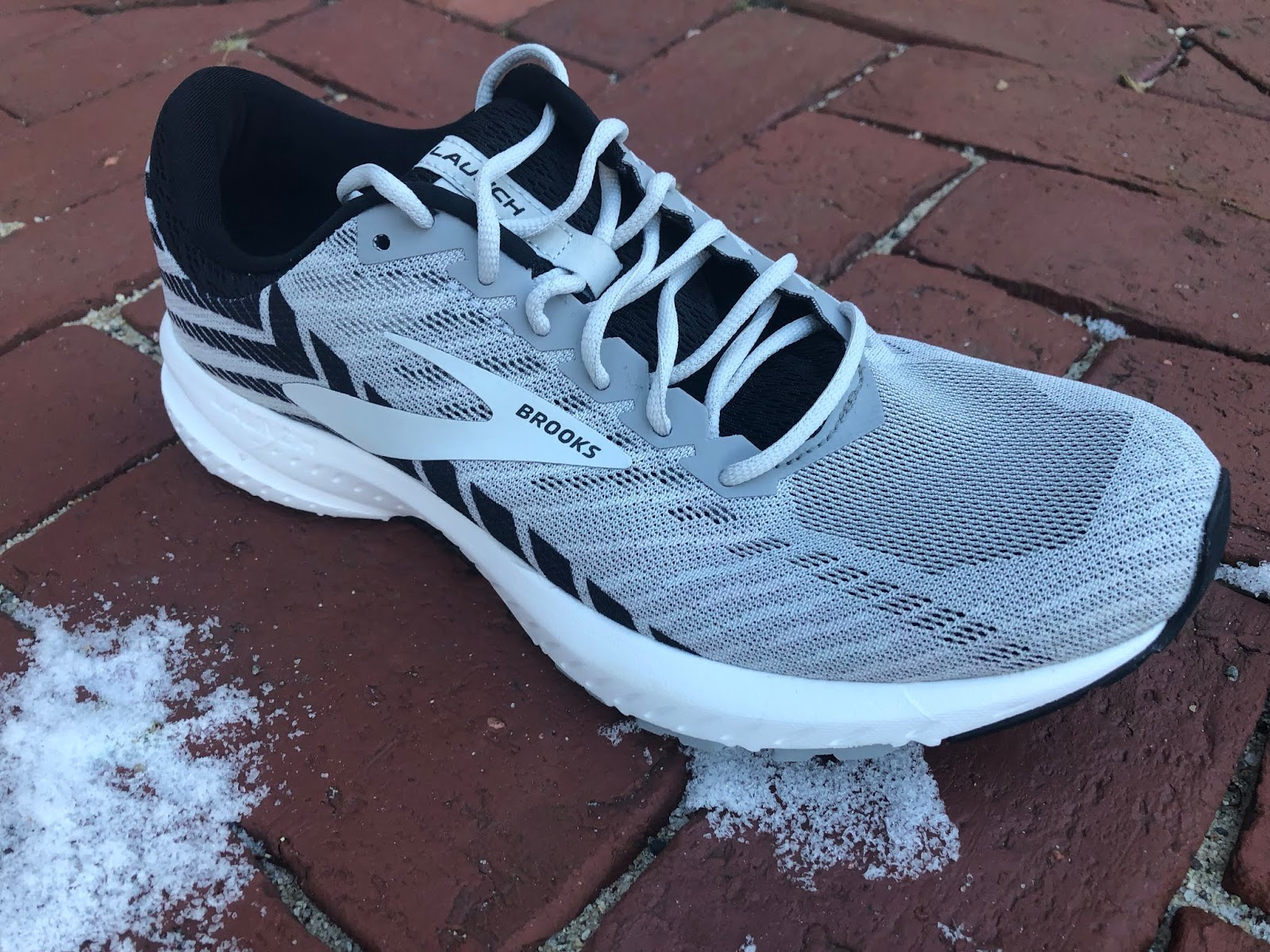 14ac19fb62f The Launch is the Brooks up tempo and longer race shoe. It slots into the  Energize collection. My Launch 6 sample checks in at exactly the same  weight as ...