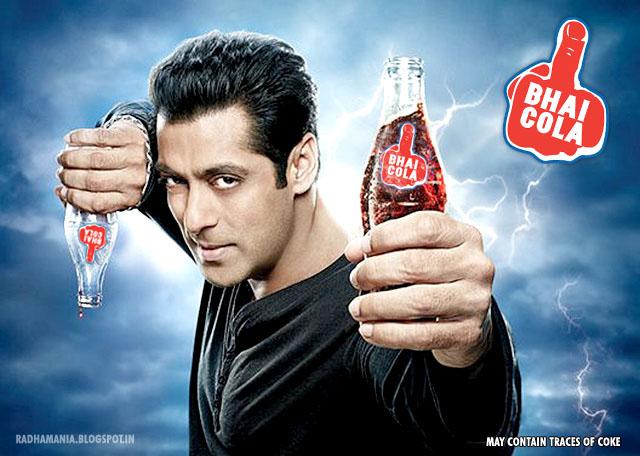 Salman Khan Cola BhaiCola