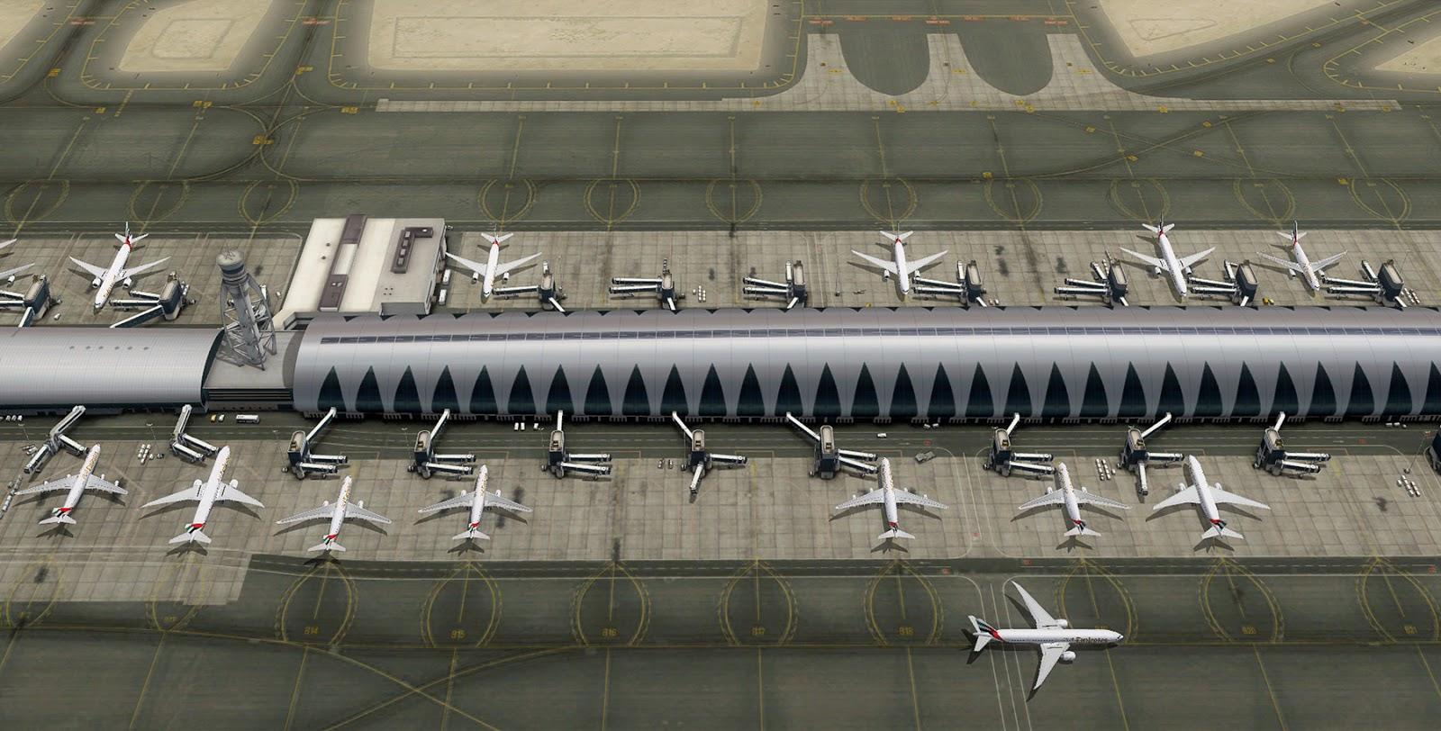 Flytampa Dubai Rebooted Fsx P3d 2017 - forumgoo