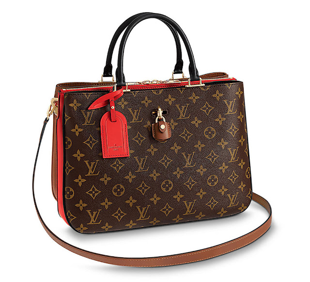 The Louis Vuitton Millefeuille Tote