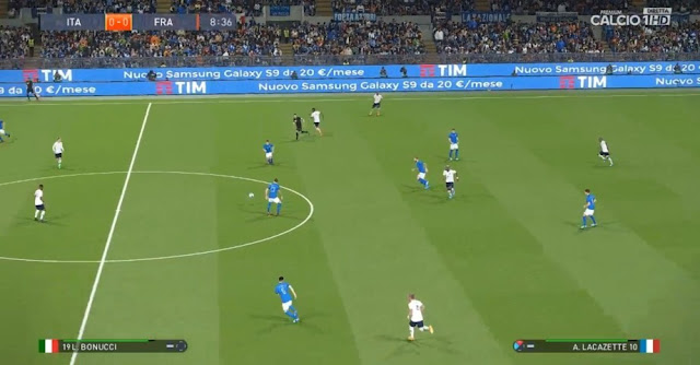Serie A & Serie B Animated Adboards PES 2018