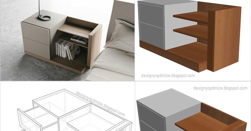 Dise o de muebles madera fabricando mesa de noche for Minimalista definicion