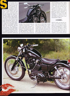 sportster all black on freeway magazine italia n 18 del 1995 pag 3