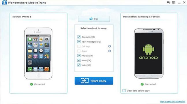 Cara Mudah dan Cepat Memindahkan Data dari Android ke IOS