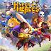 Hyper Heroes MOD APK high damage & health