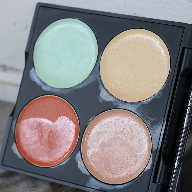 Sormè Cosmetics Color Correcting Concealers & Micro Blending Sponges