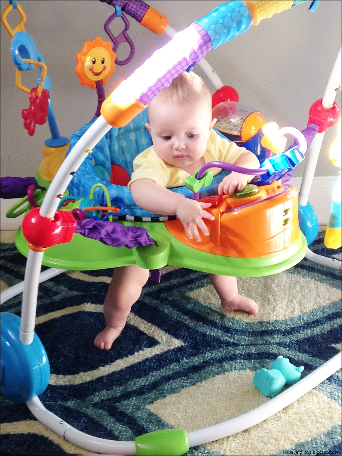 Toys For 4 Month Old Baby : Month old baby toys