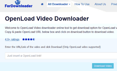 Scaricare video streaming da openload