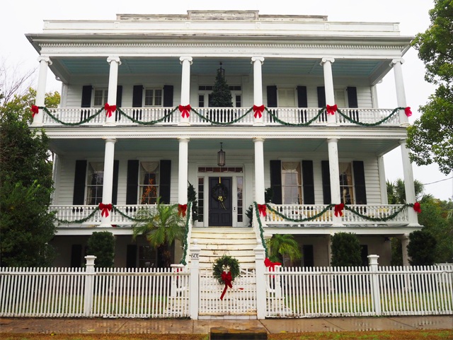 A South Carolina Lowcountry Christmas