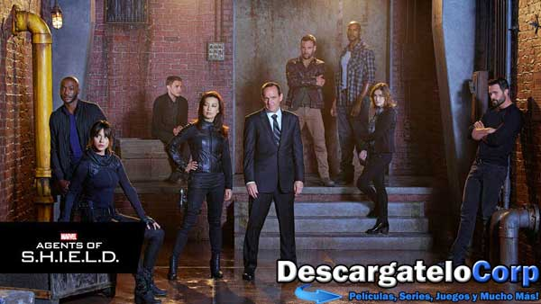 Agents of SHIELD Temporada 2 Latino