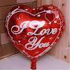 Balon Foil Hati Motif I LOVE YOU / Balon Foil I LOVE YOU (03)
