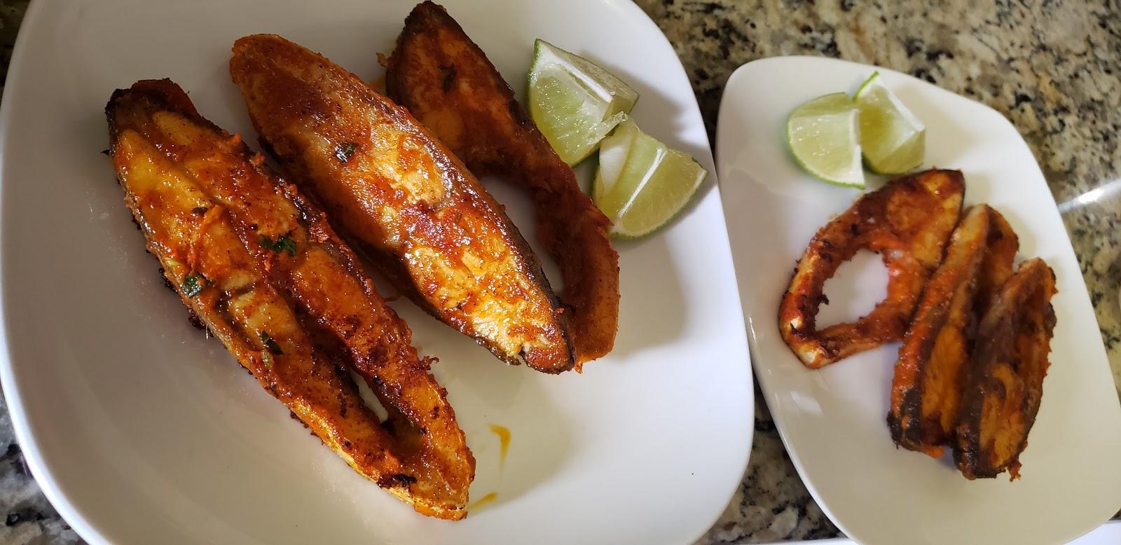 Fish name translation from english to telugu | Harika's Kitchen