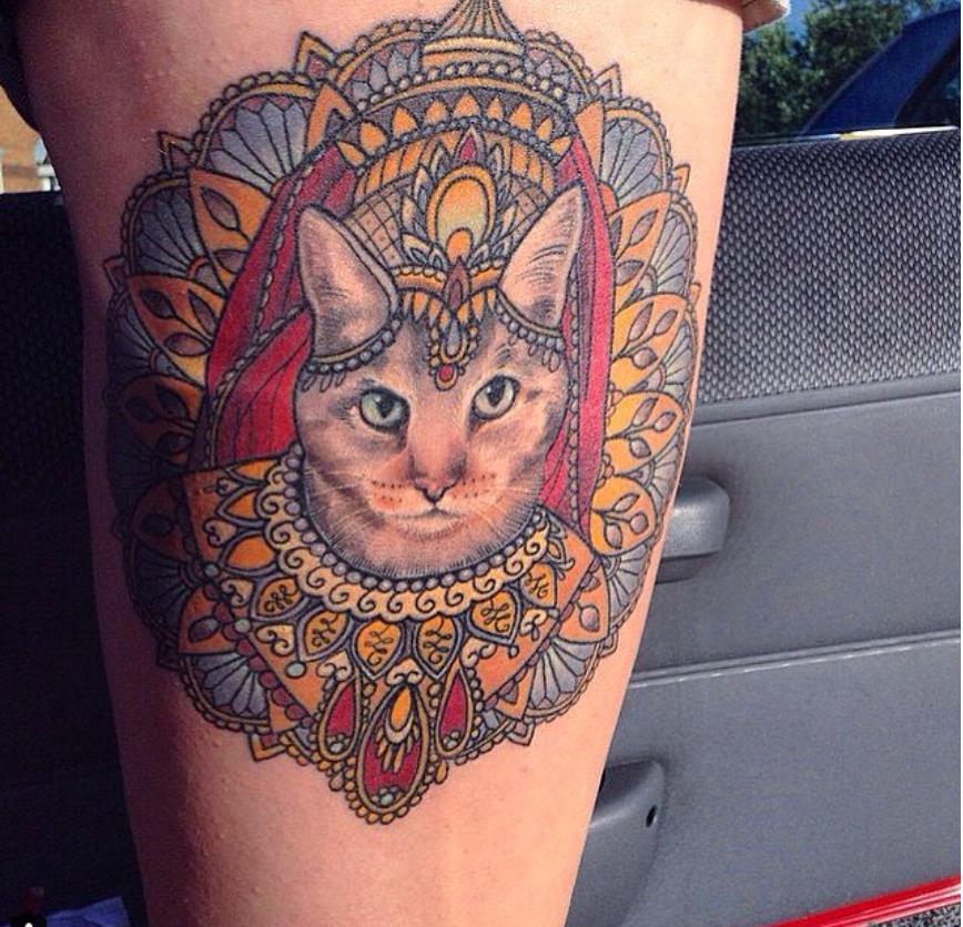 #4 This Persian Cat Portrait