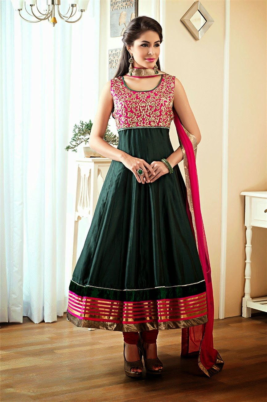 New Fashion Anarkali Suit