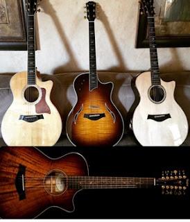 Cara Mengetahui Gitar Akustik Asli atau Palsu