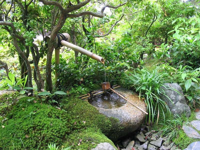 38 Glorious Japanese Garden Ideas: Water And Gardens = Mystery And Magic