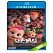 Cigüeñas: La historia que no te contaron (2016) BRRip 720p Audio Dual Latino-Ingles