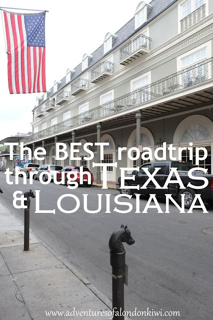 Where to go on Texas and Louisiana Best Roadtrip Ever Adventures of a London Kiwi