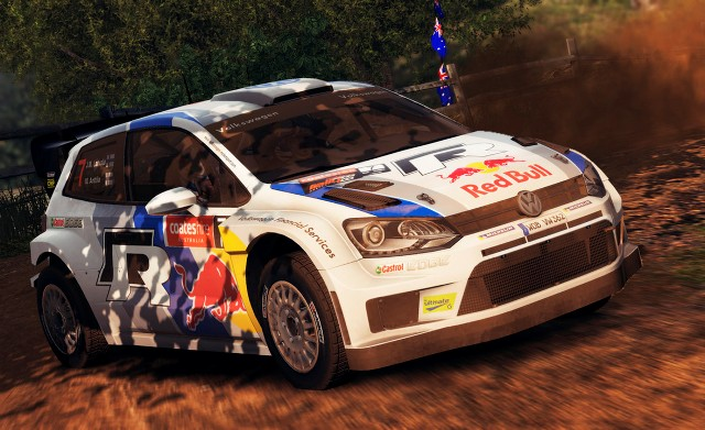 WRC 4 Rally Free Download PC Games