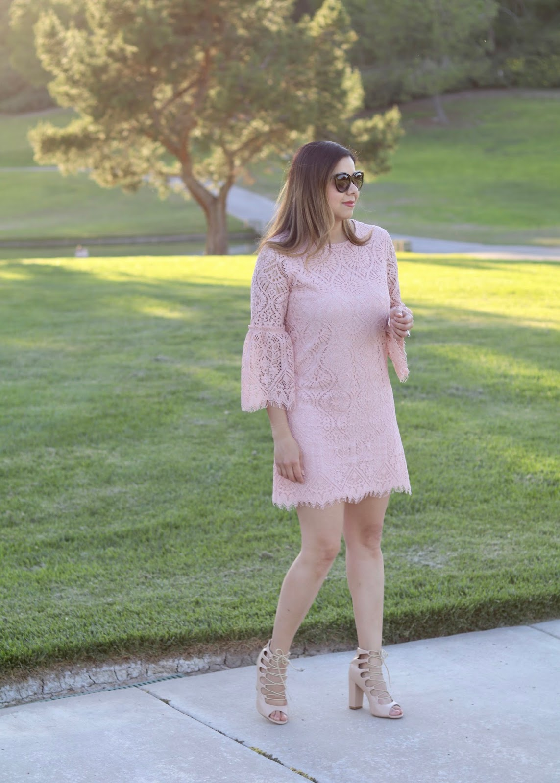 Blush for Spring, San diego style, san diego lifestyle fashion