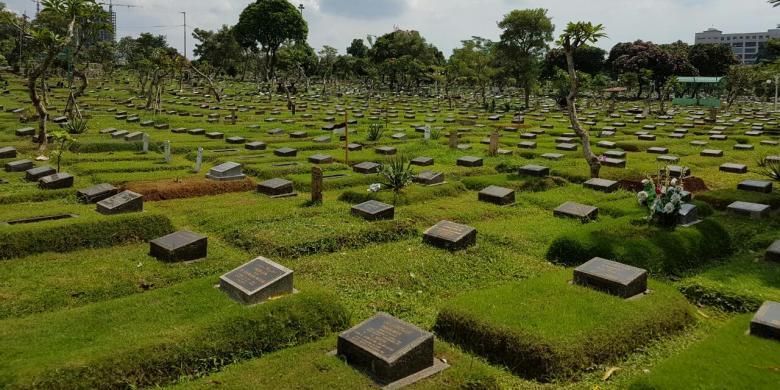 mimpi melihat kuburan