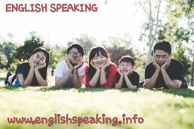 Englishspeaking Info Best Method Tell About Family