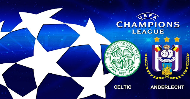 Celtic FC vs Anderlecht 6 Desember 2017