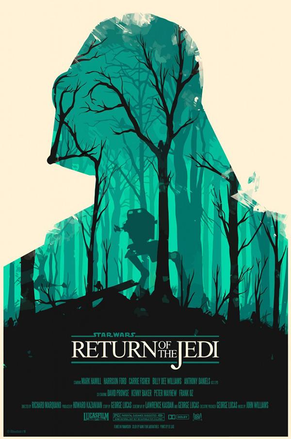 return-of-the-jedi-creative-movie-poster-design