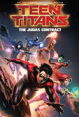 Teen Titans: The Judas Contract (Web-DL 720p Dual Latino / Ingles) (2017)