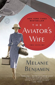 "Adult Book Group Reads ""The Aviator's Wife"" for September 1st or 6th, 2017"