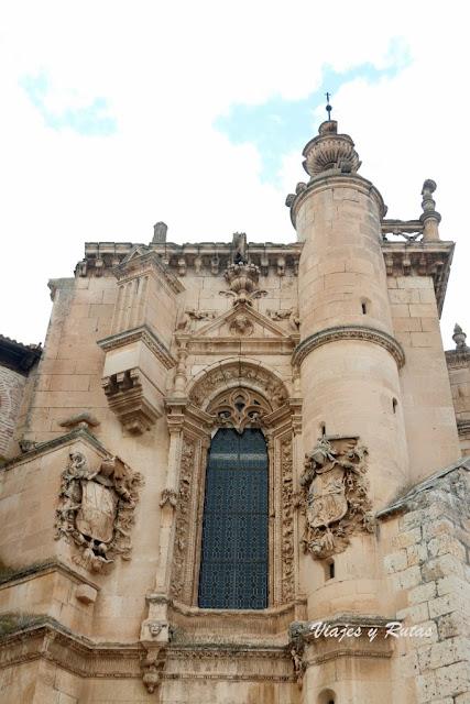 Iglesia convento de San Juan y San Pablo, Peñafiel
