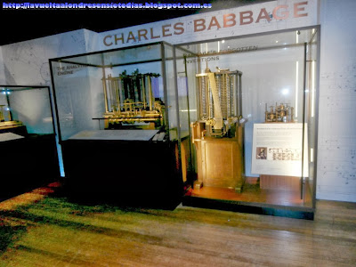 Máquina de calcular de Charles Babbage