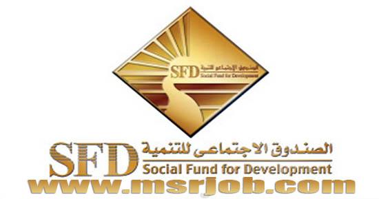 وظائف الصندوق الاجتماعى للتنمية - للمؤهلات العليا بتاريخ 30 / 12 / 2016