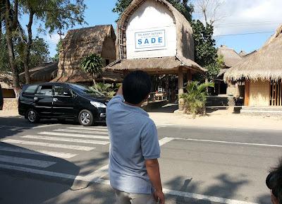 Kampung Sade Lombok