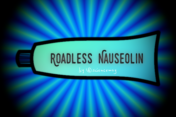 Roadless Nauseolin stick (by @sciencemug)